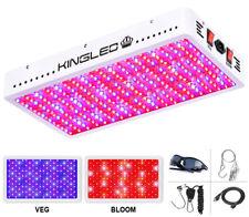 KING 3000W Plus Full Spectrum LED Grow Light Hydroponics for Indoor Veg Plants