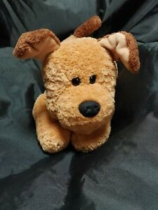 """Gund Pupkins Brown Puppy Dog Stuffed Plush  5351 9"""""""