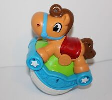 LeapFrog Roll & Go Rocking Horse Children's Toy Battery Operated