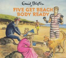 Famous Five Get Beach Body Ready Enid Blyton 2CD Audio Book NEW Grown Ups Spoof