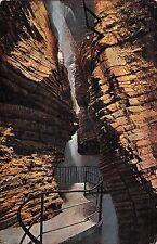 BR71357 riva grotta cascata varone italy