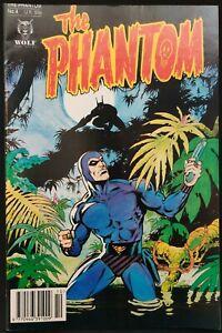 The Phantom ('92) Wolf Publishing UK EDITION - no. 4 *SHDC*