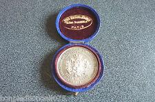 Médaille poinçon  argent (corne d'abondance) Arthus Bertrand diamètre 3,6 cm.R 8