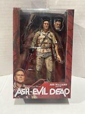 Neca Ash vs Evil Dead Ash Williams Asylum Figure