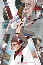 "023 Westworld - Anthony Hopkins Sci-Fi Western Season 1 2 TV Show 14""x21"" Poster"
