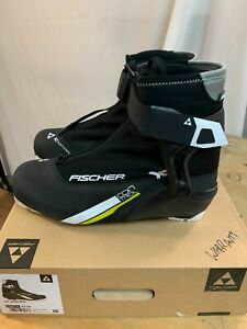 2021 Fischer XC Control Cross Country Ski Boots | EU 44 | LIGHTLY USED
