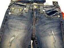 True Religion Women's Super Skinny Destroyed Jeans, sz 25