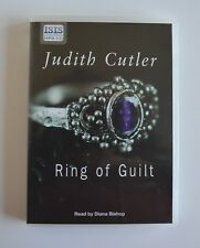 Ring of Guilt - by Judith Cutler - MP3CD - Audiobook
