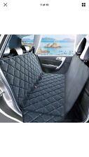 Fypo Pet Car Seat Cover Large Medium Dog Blanket Mat Rear Back Hammock Water for