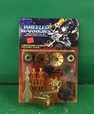 WHEELED WARRIOR LIGHTING LEAGUE UNPUNCHED 1984