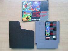 Nintendo NES - Super Mario Bros/Tetris/Nintendo Worlcup - Manual INCLUDED