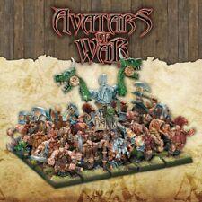 Warhammer Avatars of War Dwarf Seekers x20 Regiment New