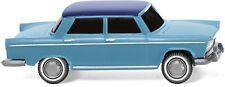 WIKING 009003 FIAT 1800 azzurro con tetto Blu HO 1:87