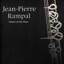 Jean-Pierre Rampal - Master of the Flute [New CD]