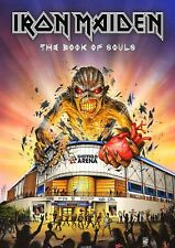 """Iron Maiden-The Book Of Souls Tour """"Eddie Over Sheffield"""" UK Sticker or Magnet"""