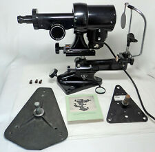 Bausch & Lomb 71-21-35 Keratometer ~ Working ~ With Extras