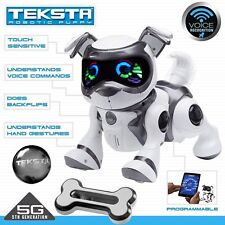 Teksta Voice Recognition Robot Puppy Robotic Dog 5th Generation New