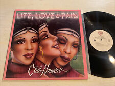 Club Nouveau Life Love & Pain LP Warner Bros 1st USA Press EX!!!!