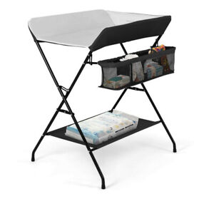 Cost Way Folding Changing Table