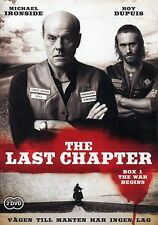 The Last Chapter 1 The War Begins (2002, Michael Ironside) Region 2 New DVD