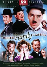 Timeless Family Classics: 50 Movies Dvd Box Set Brand New Sealed
