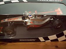 1/18 MCLAREN VODAPHONE MERCEDES  MP4/25 2010 JENSON BUTTON
