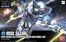 Gundam HG Build Fighters 012 Miss Sazabi Aila Jyrkiainen Custom Made Mobile Suit