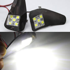 2 High Bright LED SMD Side Mirror Puddle Light For Toyota Alphard Vellfire ANH20