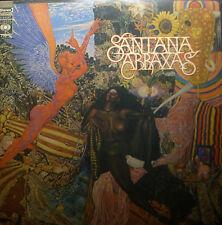 LP Santana - Abraxas, israel-press, NM