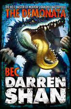 **NEW PB** Bec (The Demonata, Book 4) by Darren Shan (Paperback, 2007)