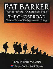The Ghost Road by Pat Barker (Audio cassette, 1996)