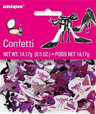 BACHELORETTE Girls Night Out CONFETTI ~ Birthday Party Supplies Decorations Foil