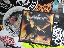 Raven Patch NWOBHM, Speed Metal Tank Saxon