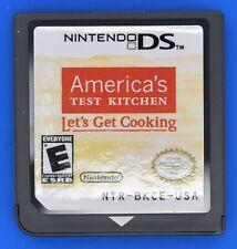 Americas Test Kitchen Nintendo DS Cartridge Only R3