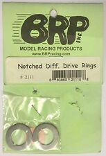 BRP 2111 Notched Diff Drive Rings