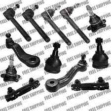New Tie Rods Ball Joints Steering Kit For 2WD Truck 00-93 Chevy C1500 2500 Tahoe
