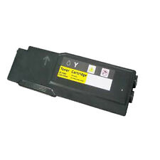 Yellow Compatible Toner Cartridge For Dell Printer C3760n C3760dn C3765dnf