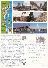 Geneva Post-War (1945-Present) Collectable Swiss Postcards