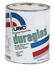 USC Duraglas Fiberglass Body Filler (1 Gallon) 24030
