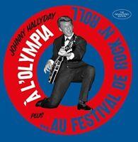 A L'Olympia / Au Festival De Rock N Roll - Johnny Hallyday (2018, CD NEUF)