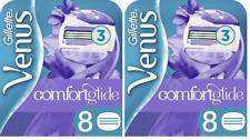 Gillette Venus Comfortglide Breeze Women's Refill Razor Blade Cartridges, 16 Ct