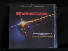Brainstorm. Film Soundtrack. 33 lp Record Album. 1983. Made In Australia