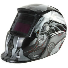 Transforme Solar Auto Darkening Welding Helmet TIG MIG Welder Lens Mask USA SELL