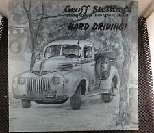 Geoff Stelling's Hard Times Bluegrass Band Hard Driving! (Stelling Banjo Works)