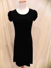 Candy Rain Black Sweater Dress Size S/M