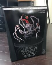SDCC 2019 GENTLE GIANT STAR WARS SPIDER DARTH MAUL WITH MECHA LEGS 1/8 STATUE