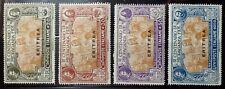 Eritrea - Italian 1923 sc 65-68 MINT