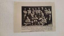 Dynes Scoundrels Hamilton Ontario 1911 Indoor Baseball Team Picture