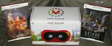 View Master Virtual Reality Starter Pack + Batman & Space Experience Packs - NEW