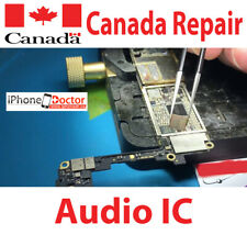 iPhone 7 Plus Audio IC Repair Service No Mic Speaker Slow Boot